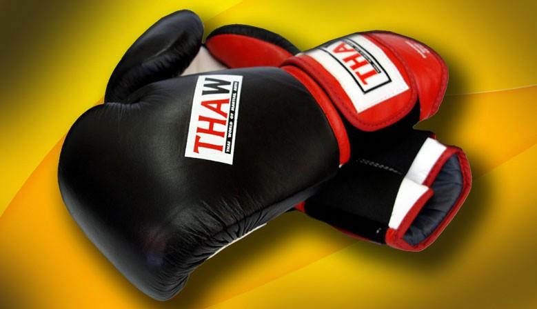 Boxing gloves Muay Thai